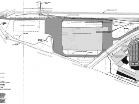 Komatsu South Harbor Campus Plan