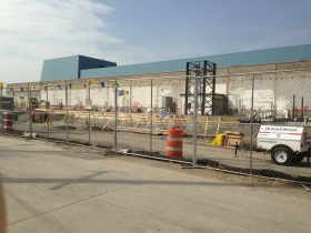UWM School of Freshwater Sciences under construction