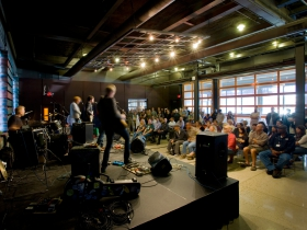 Live Performance at Radio Milwaukee