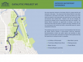 Harbor District Plan Slide