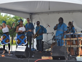 Sindoolaa at Harbor Fest 2018