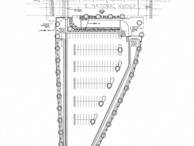 V. Marchese Site Plan
