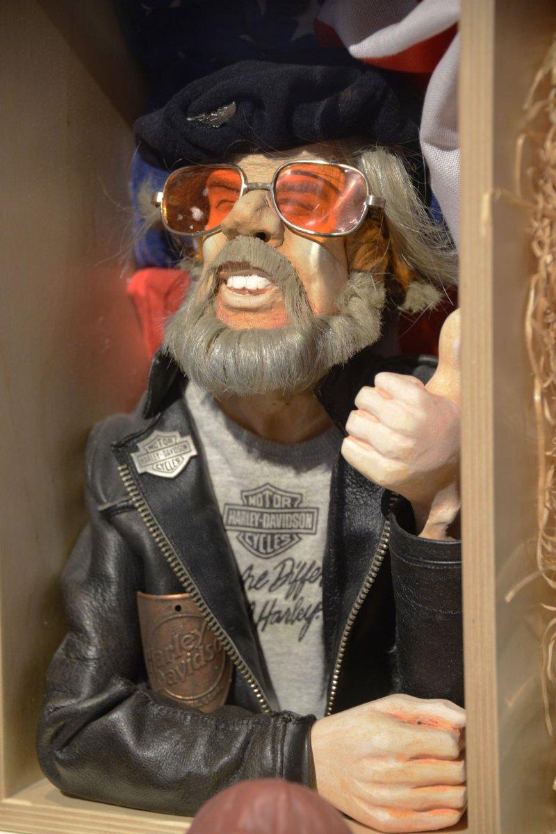 Willie G. Davidson exhibit