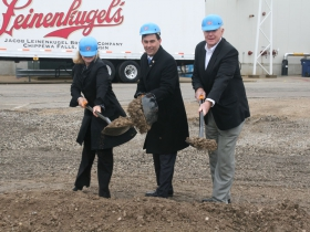 10th Street Brewery Expansion Groundbreaking