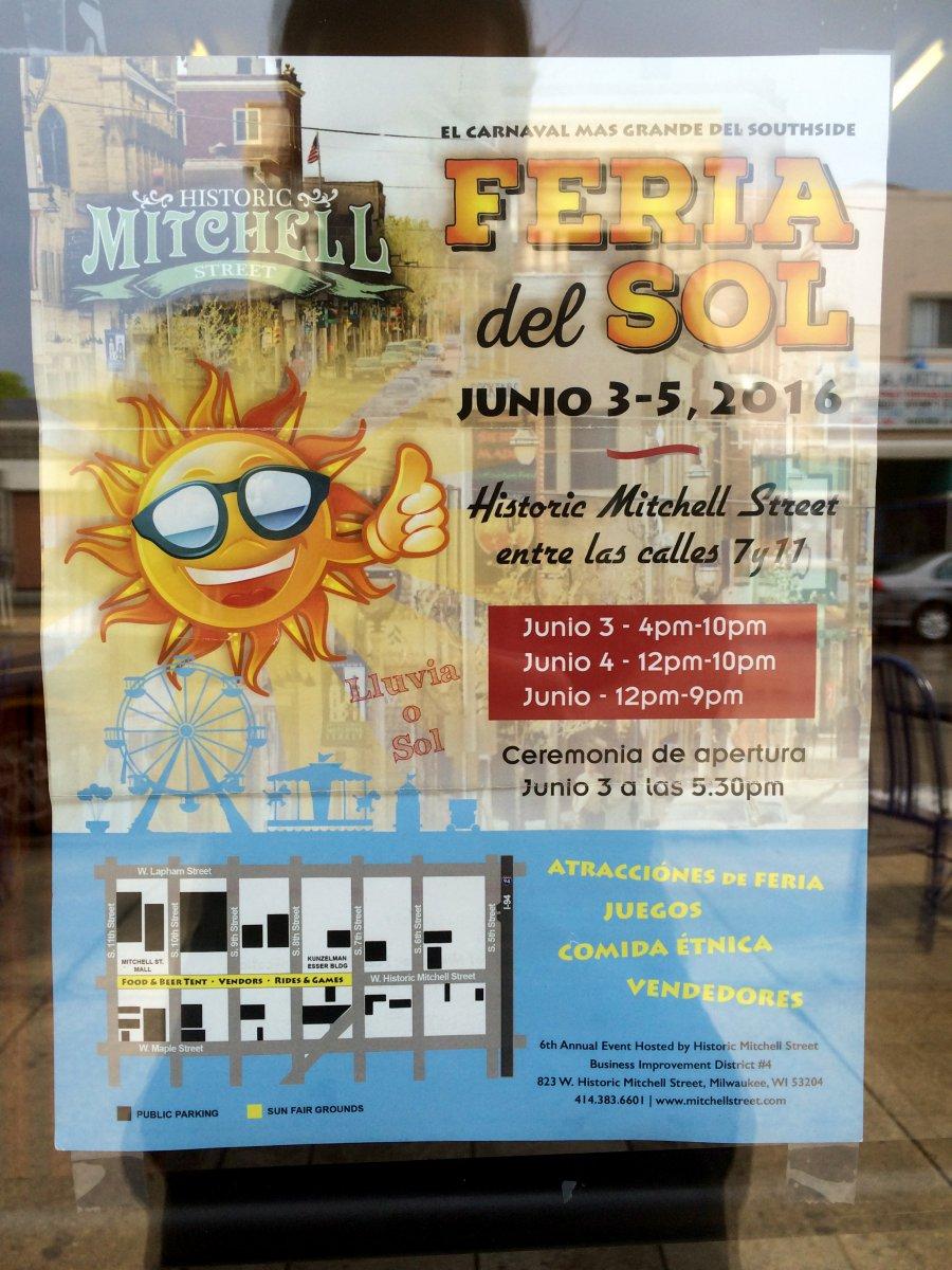 Sun Fair ad