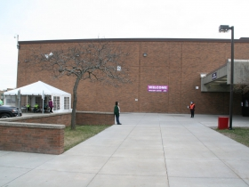 South Division High School Polling Site