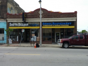 Sasta Bazaar and Anmol Restaurant