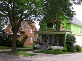 Historic Mitchell Street