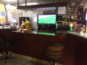 Bar at Salas Burgers