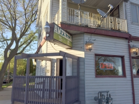 Americas Restaurant, Lounge & Beer Garden, 2078 S. 8th St.