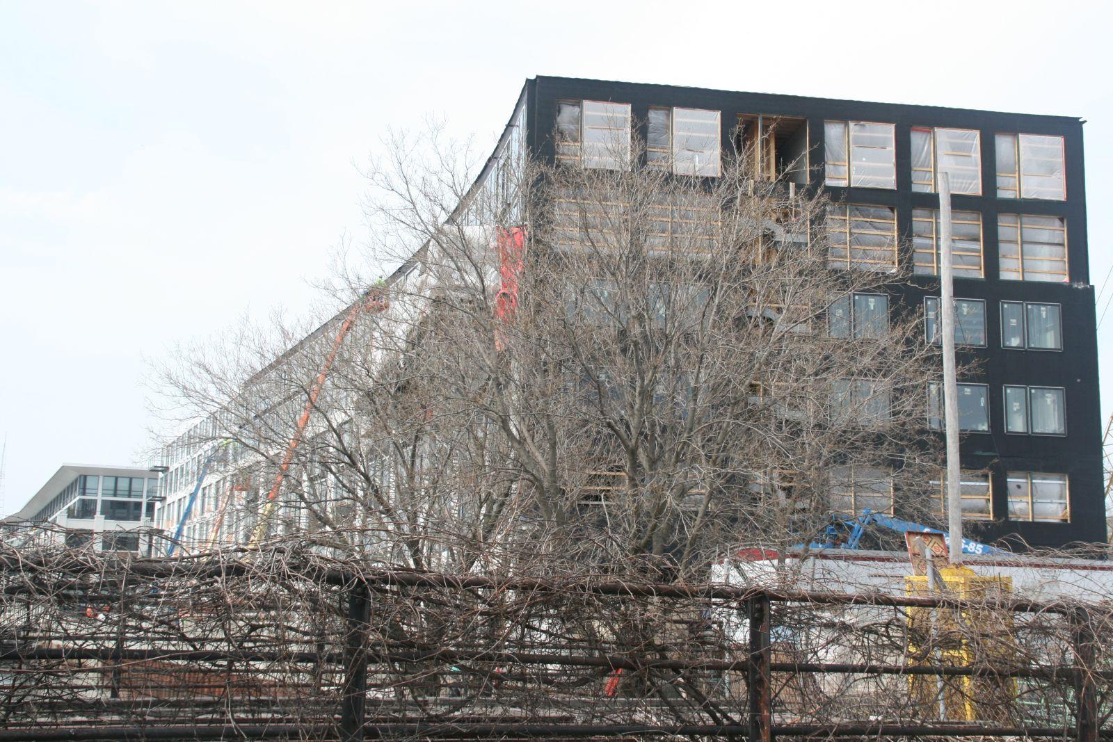 DoMUS Construction Continues