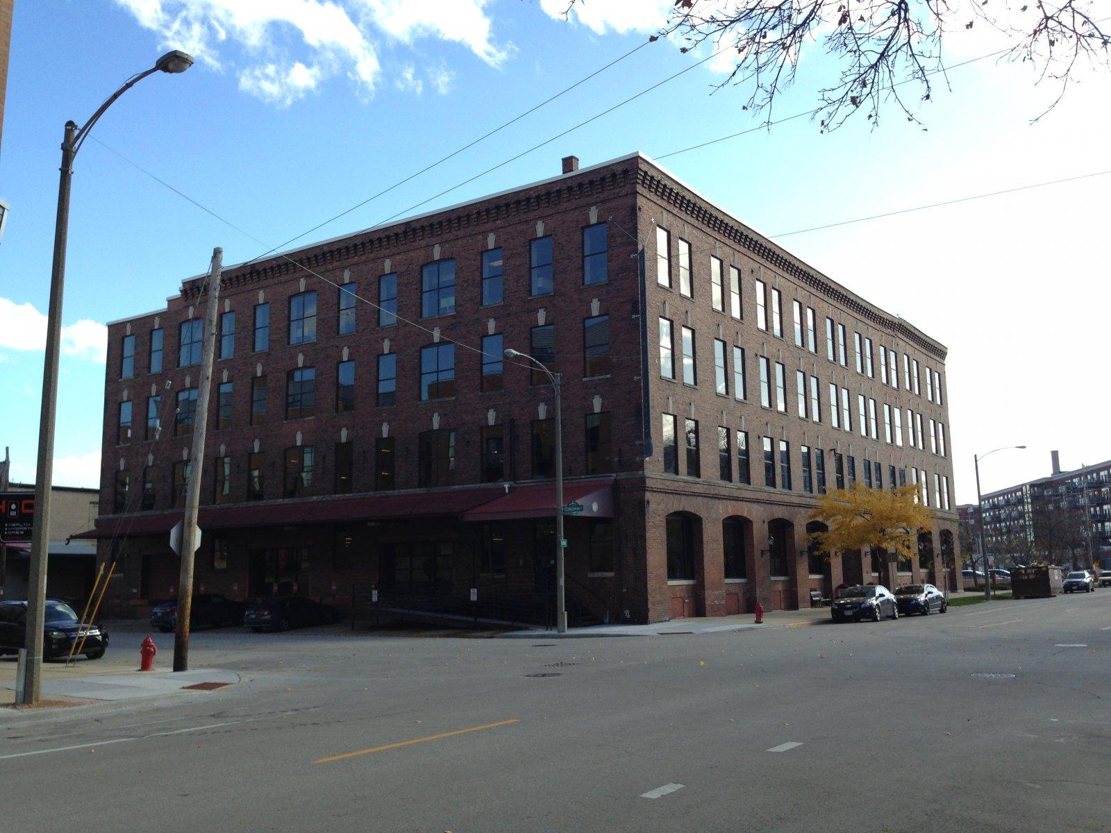 120-126 N. Jefferson St.