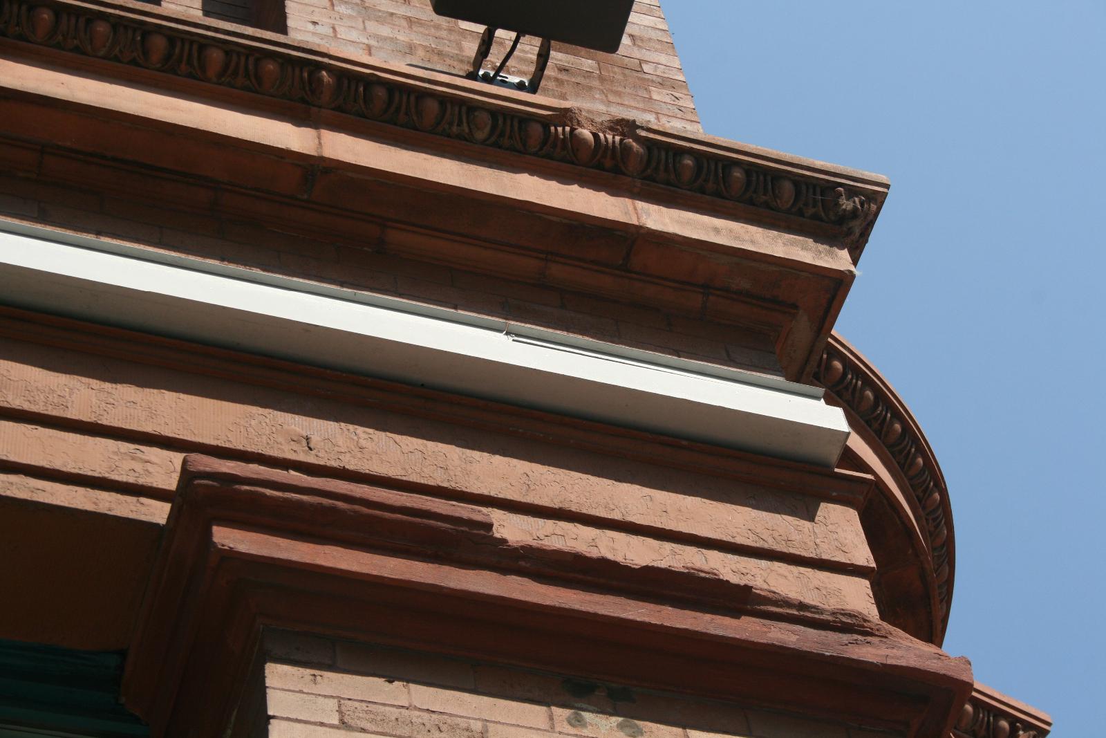 Cawker Estate Building Facade