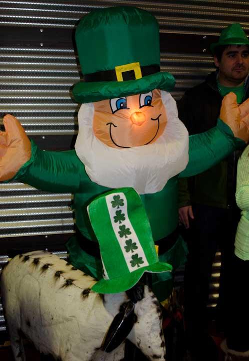 Shortest & Smallest St. Patrick\'s Day Parade