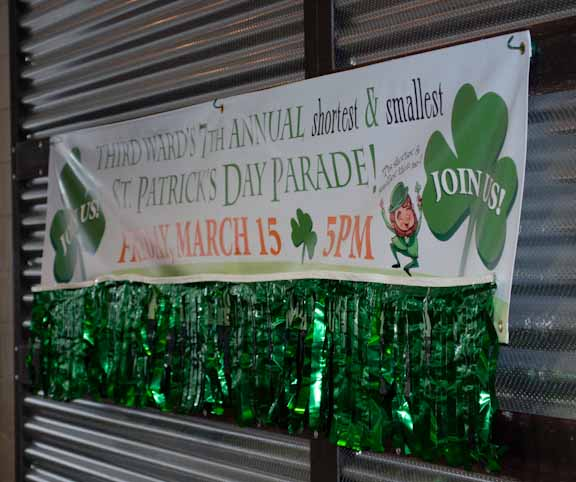 Shortest & Smallest St. Patrick\'s Day Parade