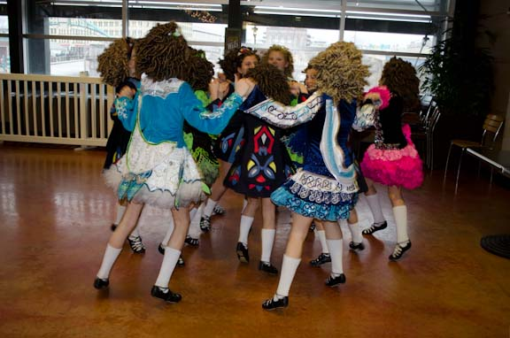 McMenamin Irish Dancers