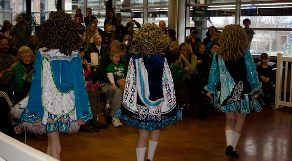 McMenamin Irish Dancers