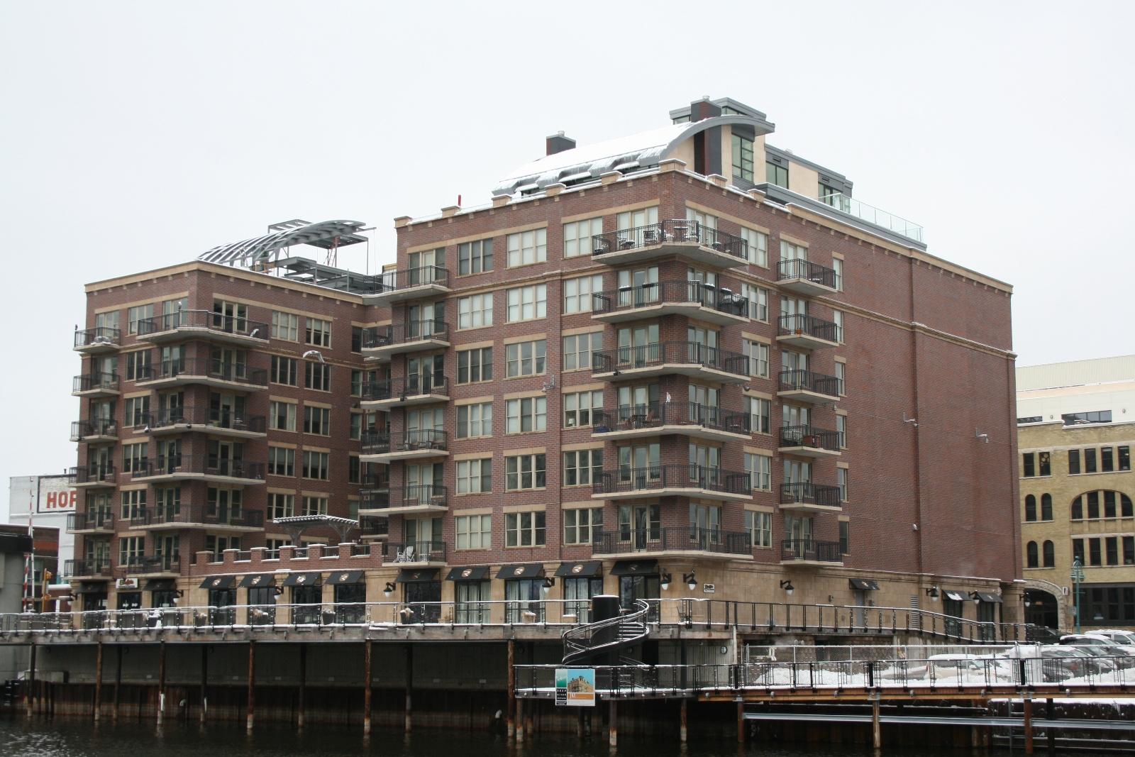 Milwaukee River Penthouse