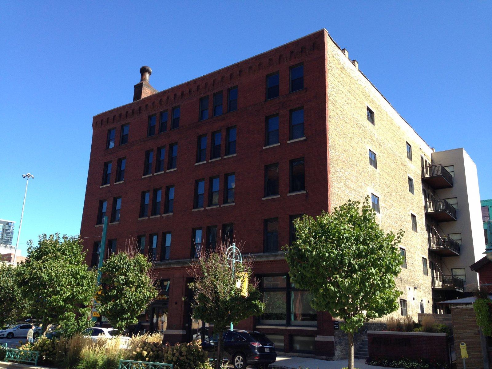336-342 N. Milwaukee St.