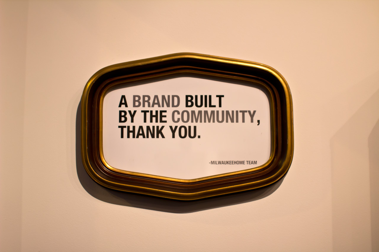 MilwaukeeHome A Brand Built By The Community, Thank You.