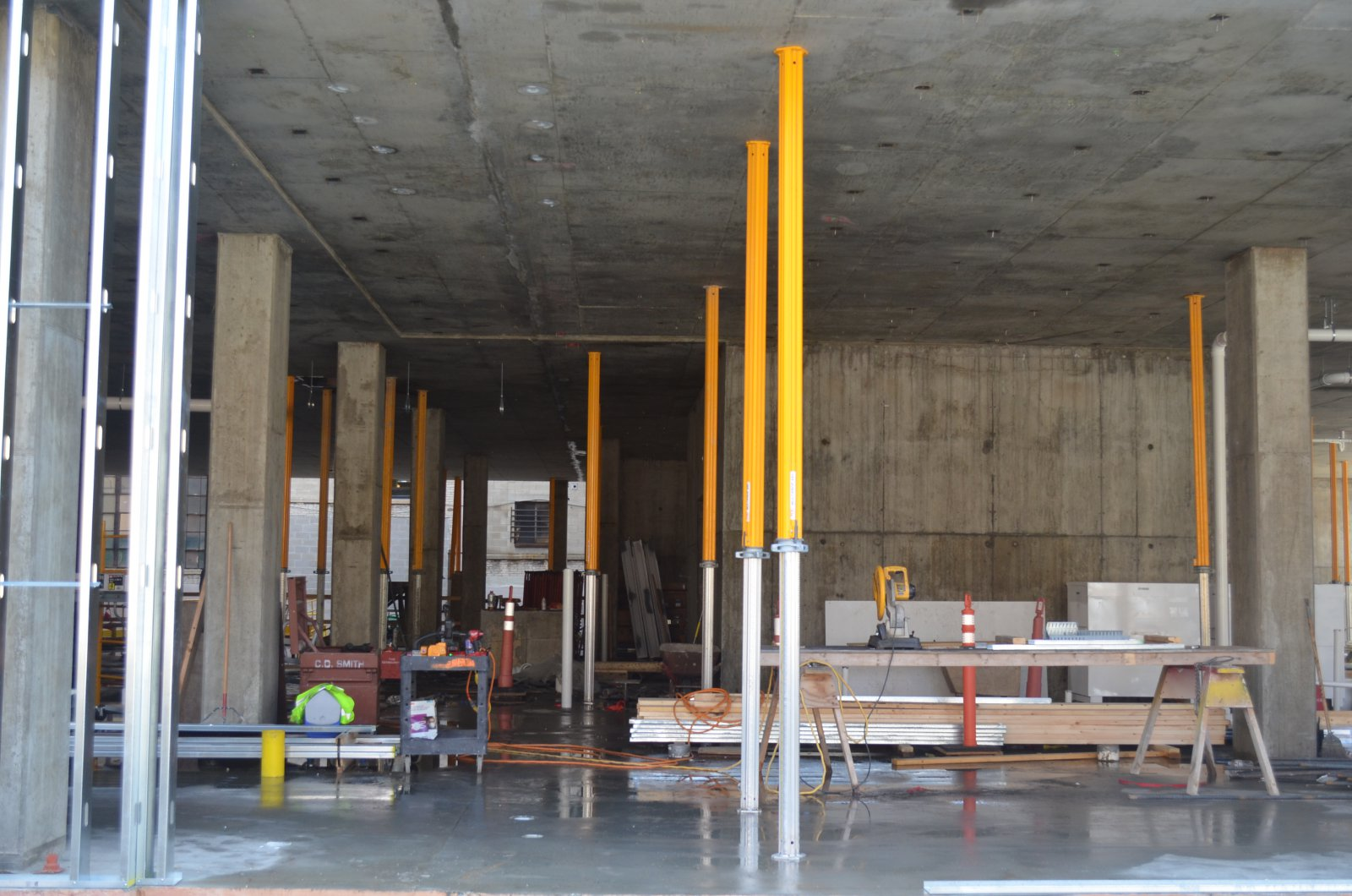 Kimpton Hotel Construction