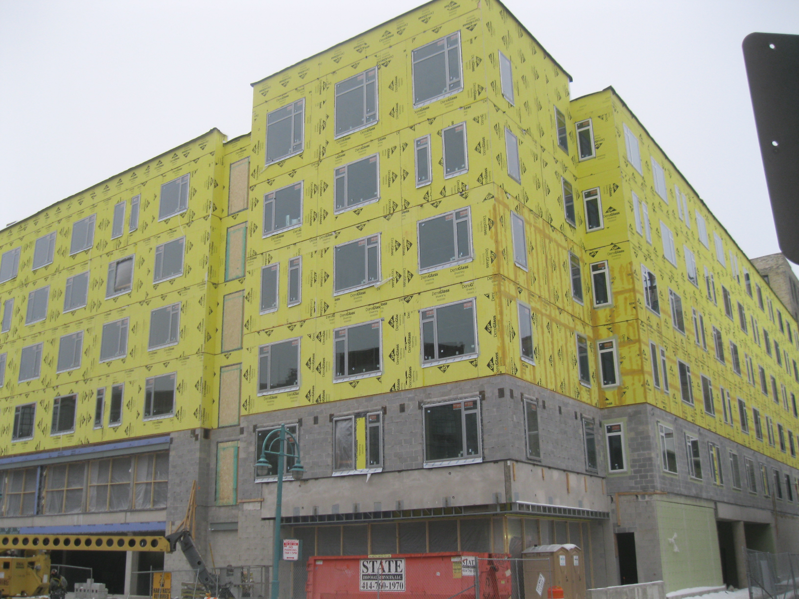 Soon MIAD students will be living here.