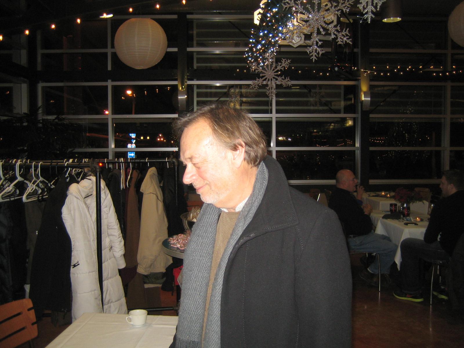 David Ware, Facilities Manager Milwaukee Public Market.