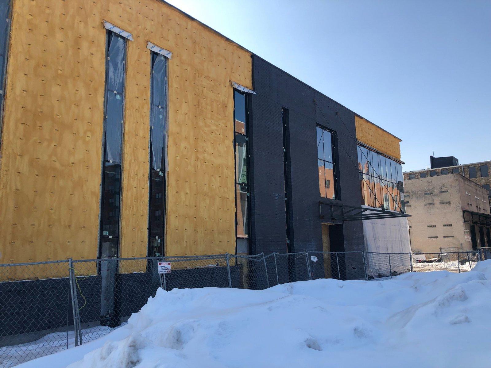 Baumgartner Center for Dance Exterior