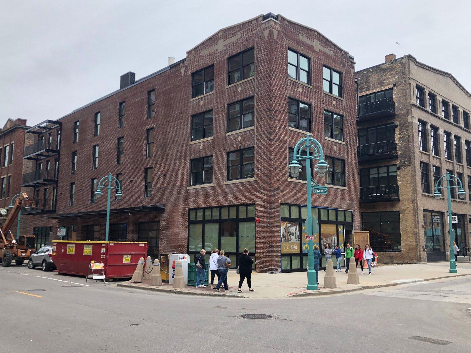 InterLace Boutique Apartments Construction