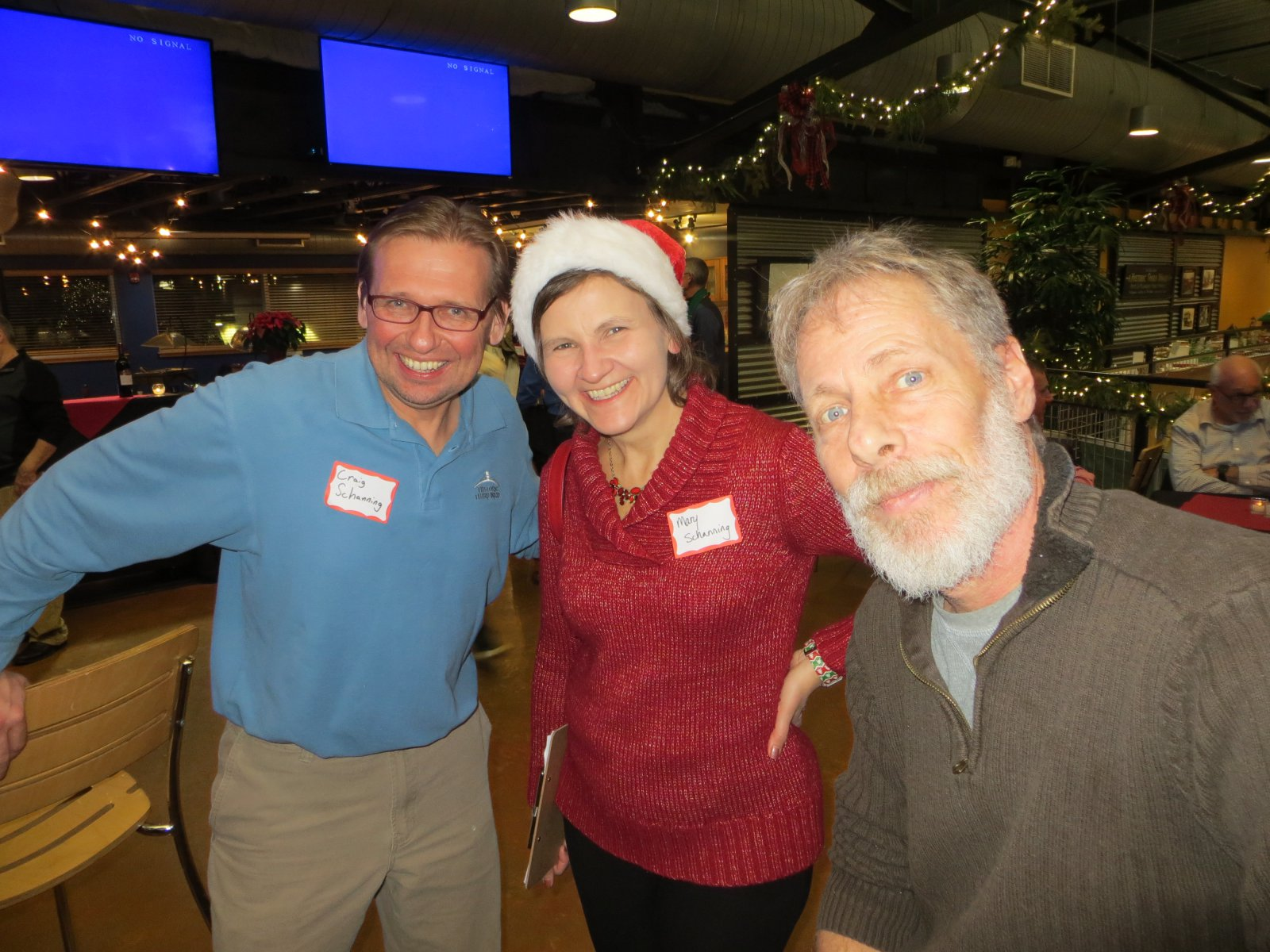 Historic Third Ward Holiday Party