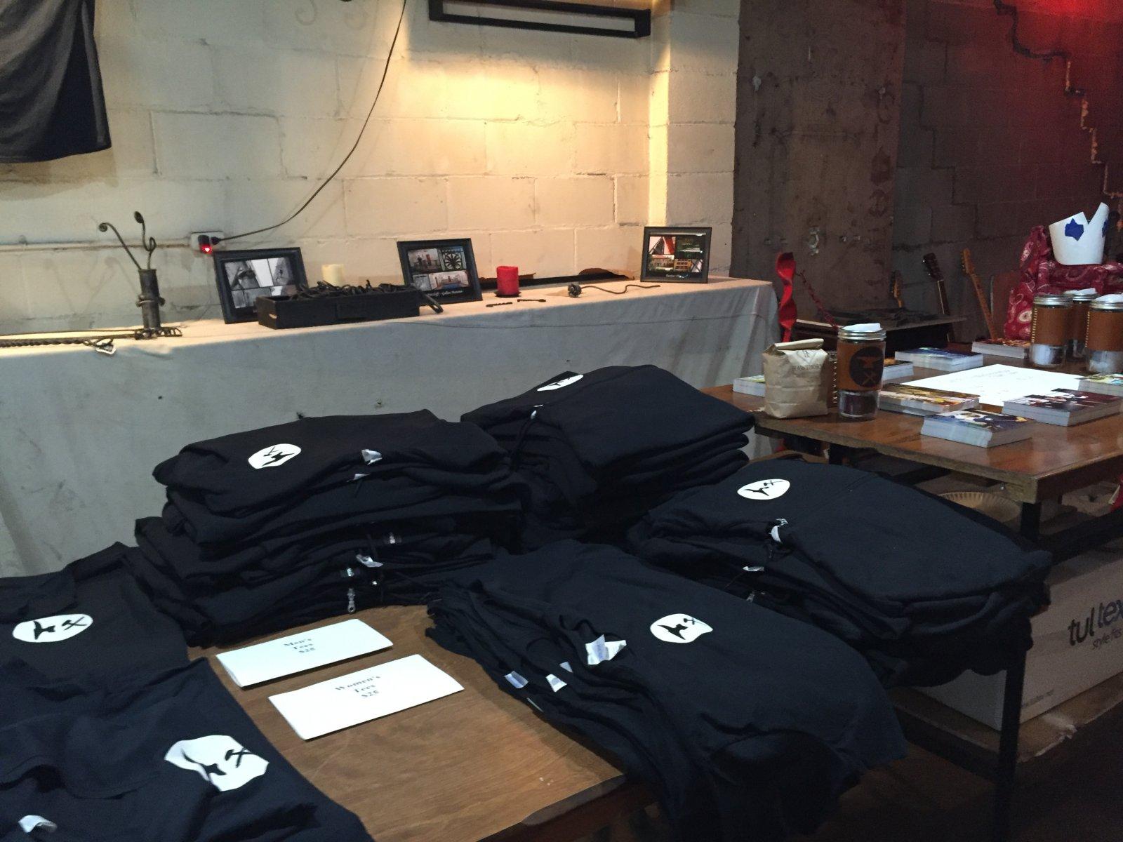 Milwaukee Blacksmith T-Shirts