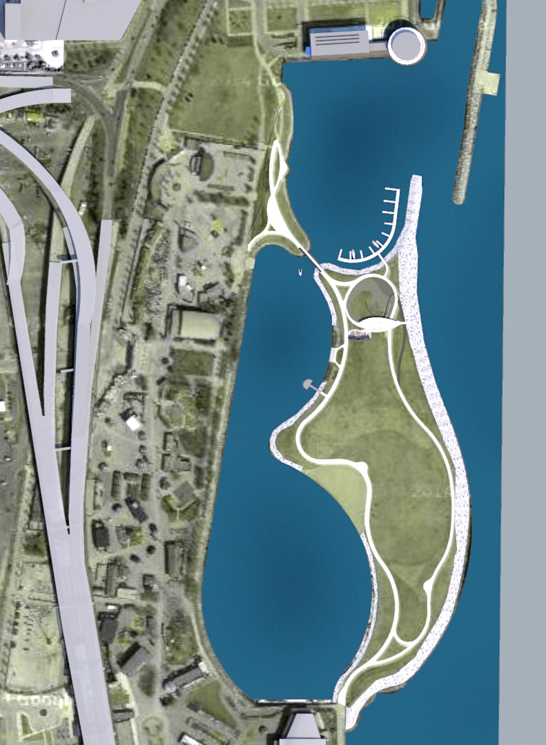 Lakeshore State Park Building Plan