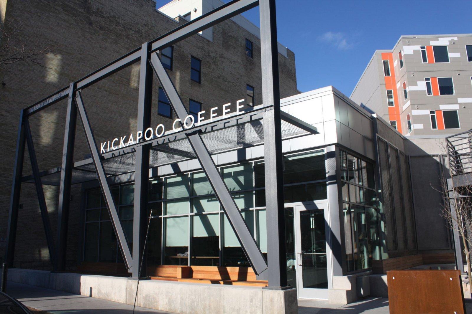 New coffee shop on E. Erie street