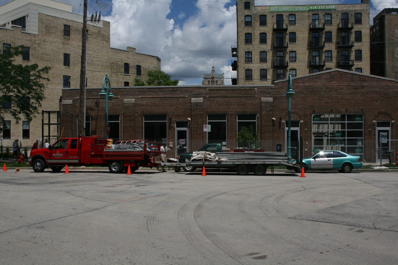 252 E. Menomonee St. will be replaced to allow for the construction of MIAD\'s Residence Hall.