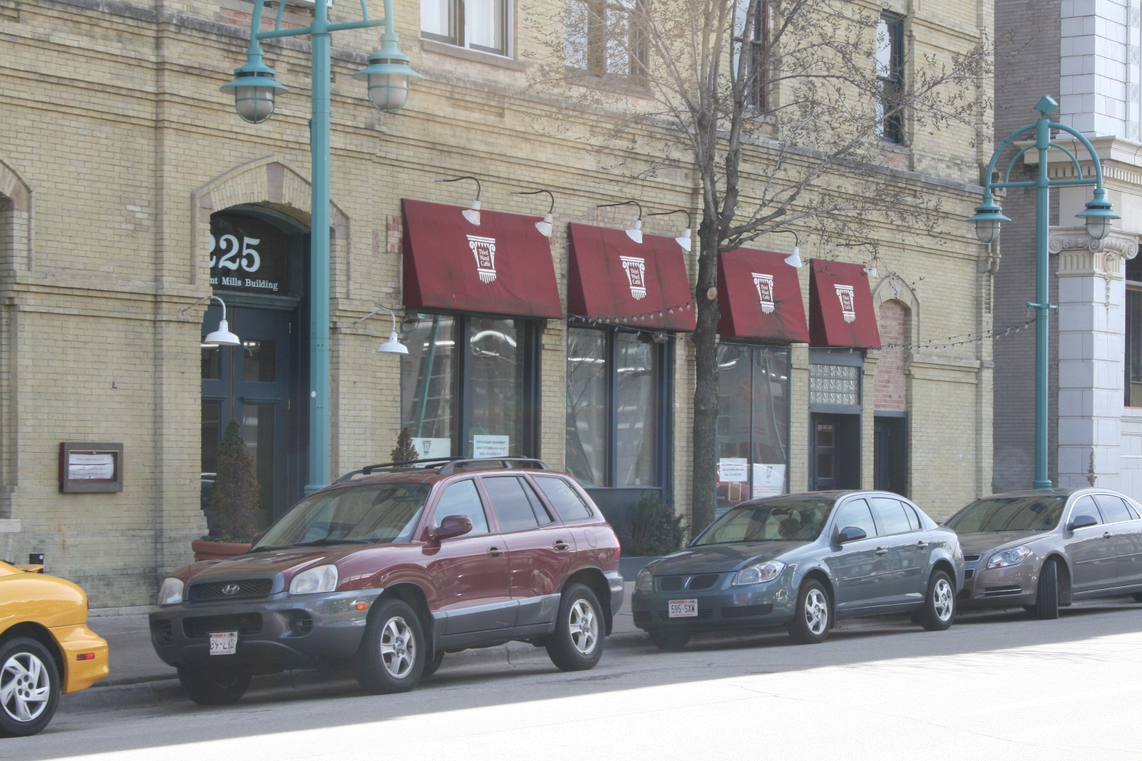 Former Third Ward Caffe