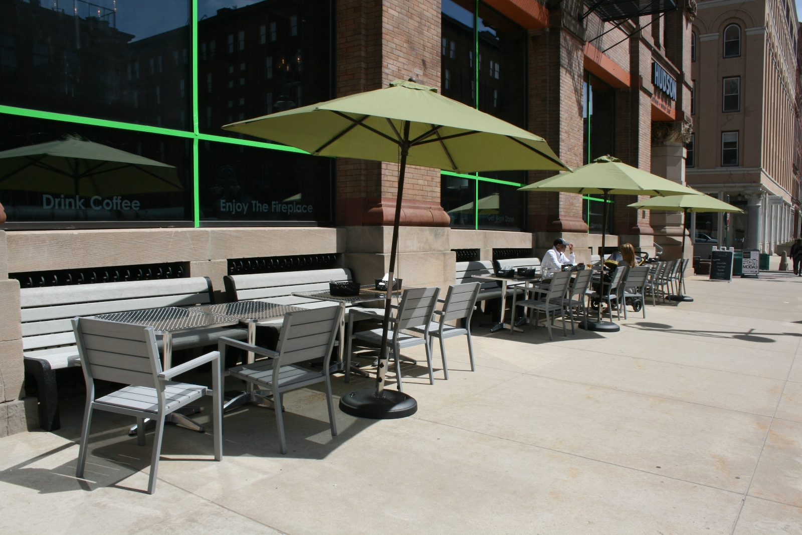 Hudson Business Lounge - 310 E. Buffalo St.
