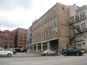 Mercantile Building Expansion
