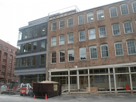 Mercantile Building Expansion