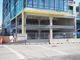 321 Jefferson Construction