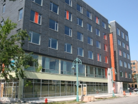 Friday Photos: MIAD's New Apartment Building