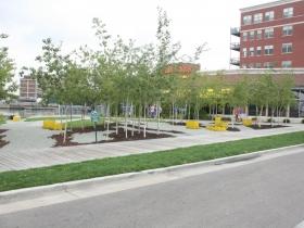 Erie Street Plaza