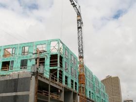 Electric Apartments Construction