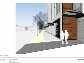 Pedestrian Friendly Scale