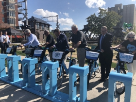 Bublr Ceremonial Docking