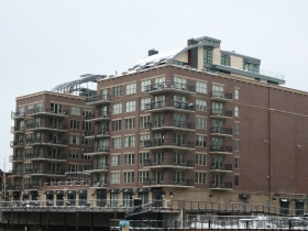 River Penthouse