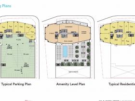 333 Tower Floor Plan