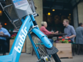"Eyes on Milwaukee: ""Bublr"" Bike Share System Is Launched"