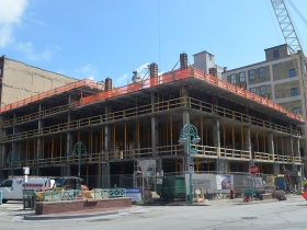 Kimpton Hotel Construction