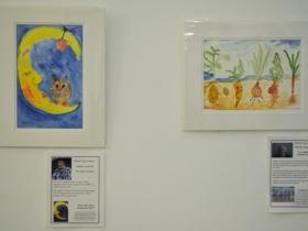 Alzheimer's Association's Memories in the Making program artwork