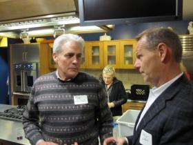 Bob Bauman and Greg Uhen